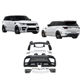 best price Body Kit for 2014 LUMMA LAND ROVER RANGE ROVER SPORT