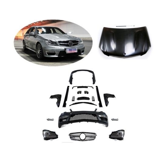 best price Body Kit for FOR MERCEDES BENZ C63