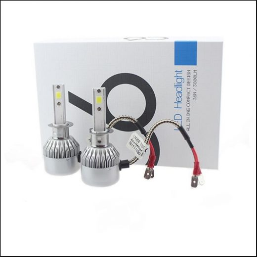 best deals H1 50W led headlight conversion kit 6000k