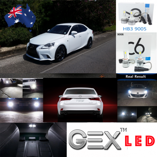 best price Lexus IS250 Second generation XE20 2005–2013 LED Conversion Kit