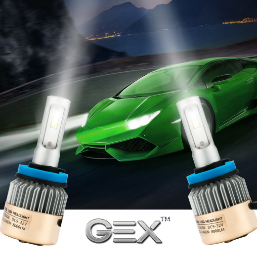 best price LED Headlights Conversion Kit For All Cars All Sizes On Sale