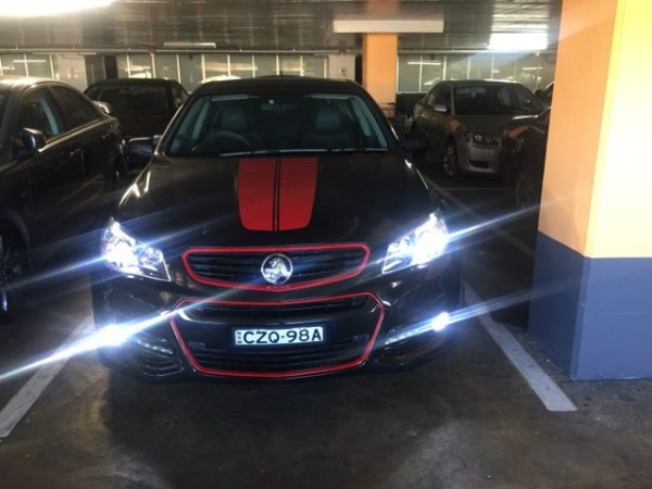 Led Headlights Conversion Kit Package For Holden Vf