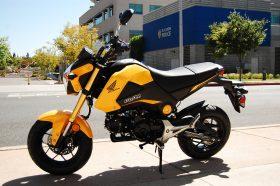 best price Honda Grom 125 2015 Led Motorbike Headlights Conversion Kit