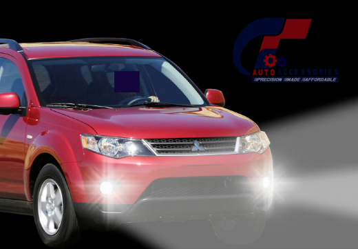 best price LED HEADLIGHTS CONVERSION KIT FULL PACKAGE FOR Mitsubishi Outlander