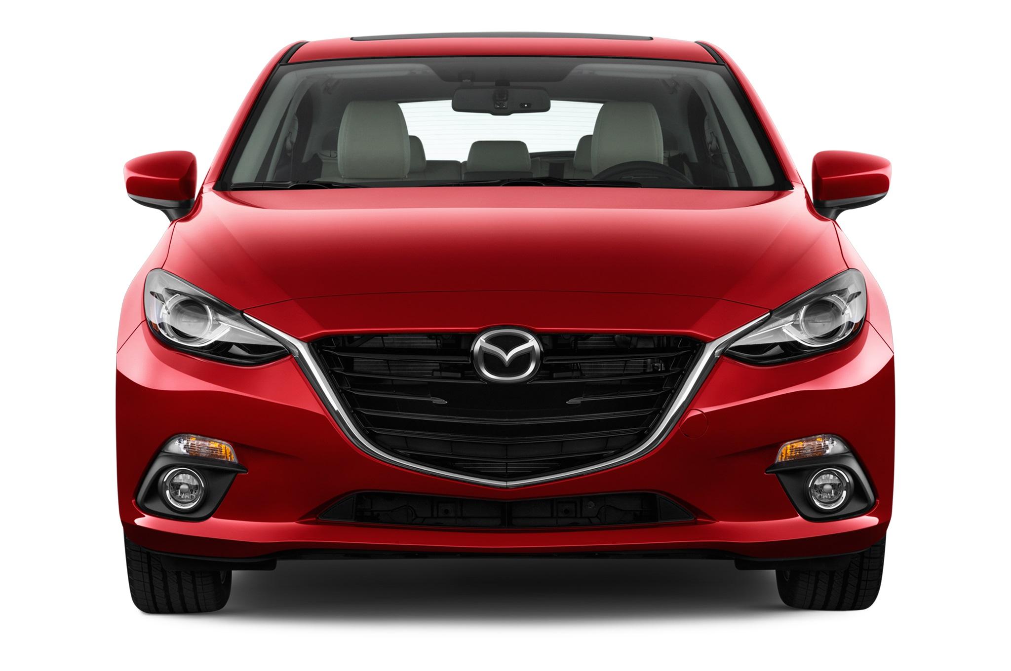 High Beam Led Headlights Conversion Kit For Mazda 3 2016
