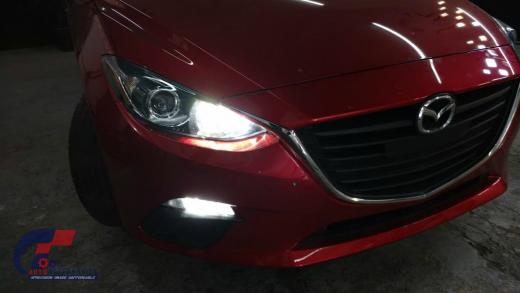 Online sale Low Beam LED HEADLIGHTS CONVERSION KIT Mazda 3 2016 - 2010