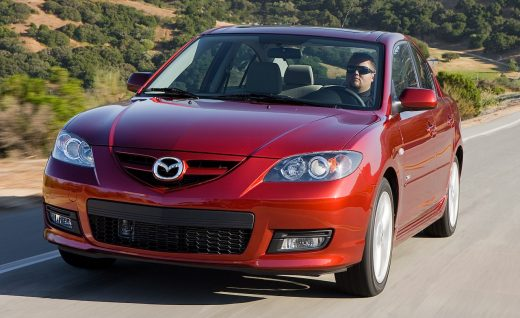 On sale DB1665 - Rear Mazda 3 2.0 2.3 Sedan Hatchback 04-09 Brake pads
