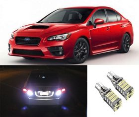 New Subaru WRX Gex Led T15 Error Free Reverse LED Bulbs