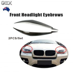 Online sale Headlight Lids Real Carbon Fibre Set
