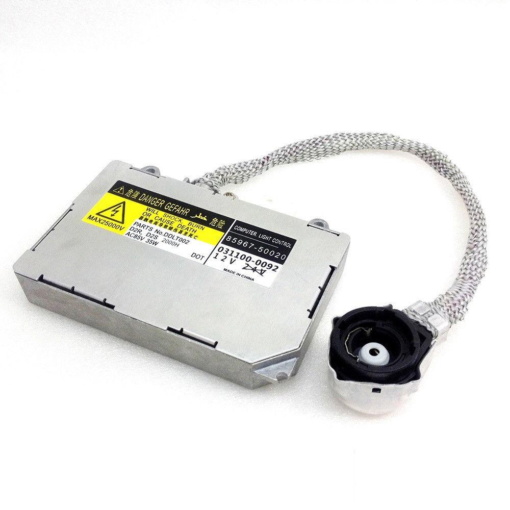 Xenon Hid Headlight Control Unit Ballast Module For Lexus Toyota Mazda