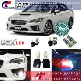 best price led DRL fog light white bulb