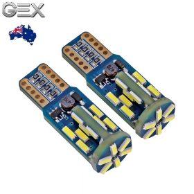 Online sale Super Bright T10 Led Canbus T10 30 Led SMD Error Free LED