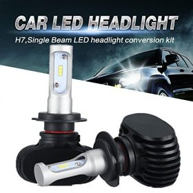 Online sale LED Headlights 6000K Light Truck Car Bulb White Beam