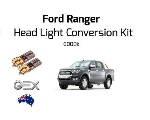 Online sale Ford Ranger 2016 Led Fog lights Headlights Conversion Kit
