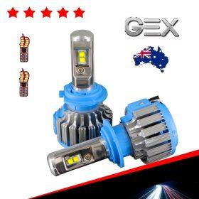 Online sale 6000K Upgrade LED Car Headlights KIT Bulbs