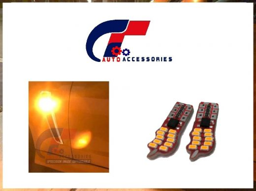 on sale led orange bright amber indicator signal guard