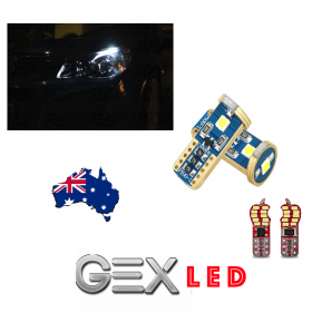 On sale T10 SMD led parkers 6000K error free Toyota Hobda Mazda Kia Ford Nissan
