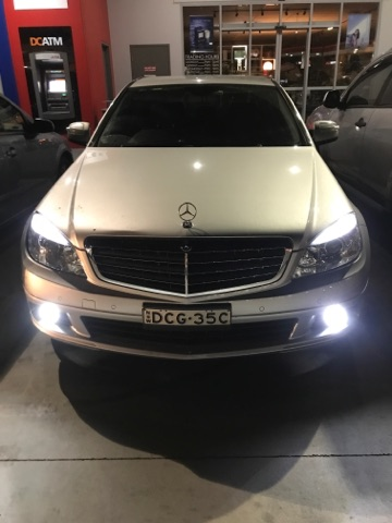 best deal mercedes led headlights low beam canbus error free