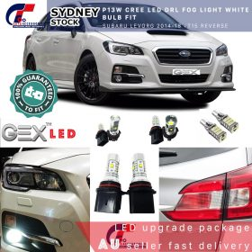 P13 CREE Led DRL Fog light bulb fit Subaru Levorg