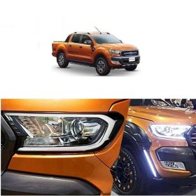 best buy led daytime drl headight cover Ford ranger