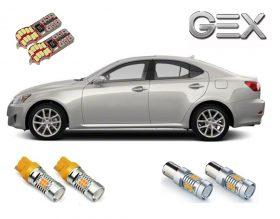 on sale led front rear signal indicator lights kit