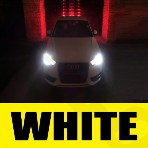 best price 6000k cree led bulbs daytime canbus lights Audi