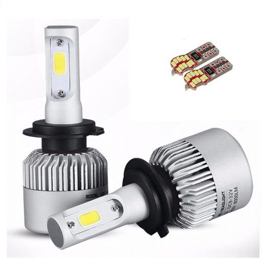 free delivery led H4 hi lo headlight bulbs upgrade kit Ford Falcon