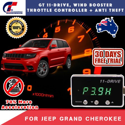 best price New Gex Acceleration Power Booster Jeep Grand Cherokee 07-17