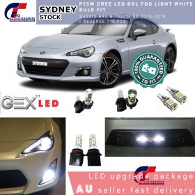 Best price Led package T10 parkers P13W CREE DRL H8 foglights