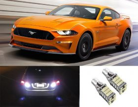 Onsale MY15 Ford Mustang GT bright white xenon T15 led reverse light
