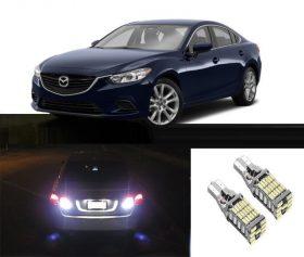 Mazda 6 10-15 Bright White Xenon T15 LED Globe Reverse Light