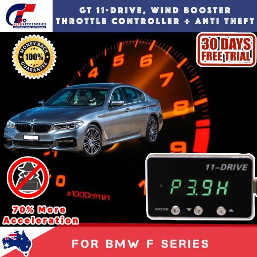 best price New GT Wind Booster Anti Theft BMW 2002-2018