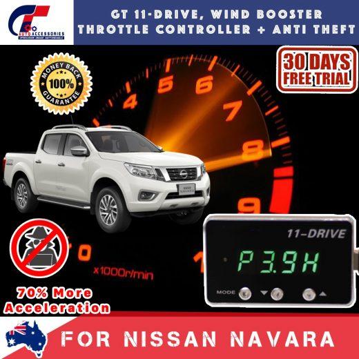 best price GT Wind Booster Anti Theft Nissan Navara 2016-2018