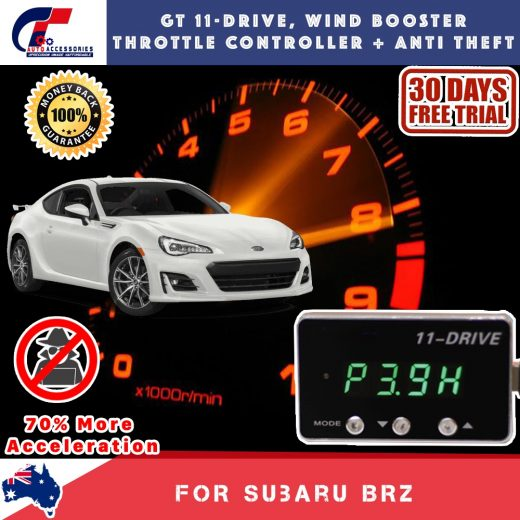 best price GT Wind Booster Anti Theft Subaru BRZ 2L 2012-2018