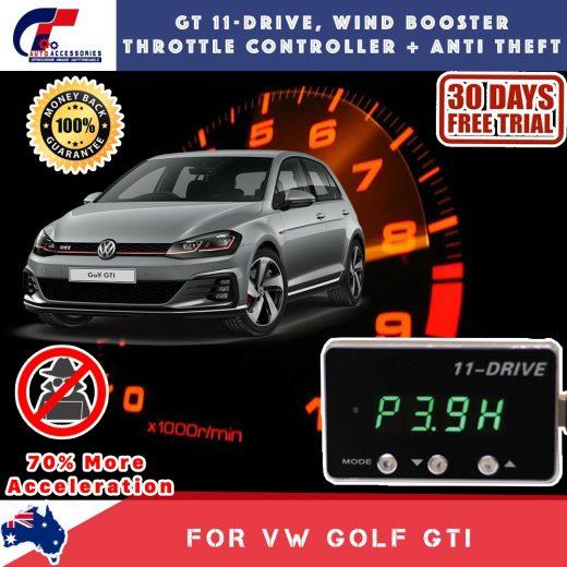 best price GT Wind Booster Anti Theft Volkswagen Golf 2012-2018