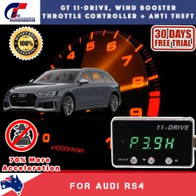 best price GT Wind Booster Anti Theft Audi RS4 2008-2018