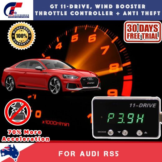 best price GT Wind Booster Anti Theft Audi RS5 13-RS6 08