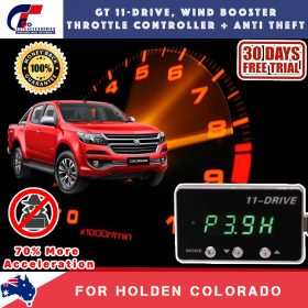 best price Brand New GT Wind Booster Anti Theft Holden Colorado