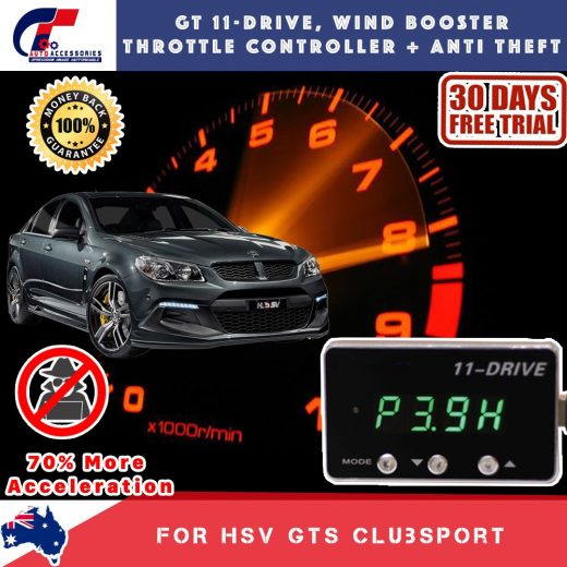 Onsale Brand New GT Wind Booster Anti Theft Holden VF HSV