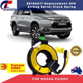 best price New Mitsubishi Pajero 8619A017 Clock Spring