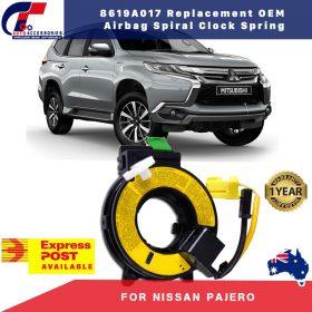 best price New Mitsubishi Pajero 8619A017 Clock Spring