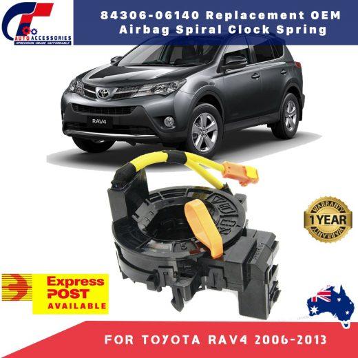 best price Toyota RAV4 84306-06140 Clock Spring