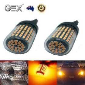 Onsale Gex T20 10W Amber Ultra Bright Turn Signal Indicator