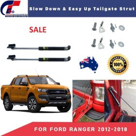 Brand 2 Sets Gex Ford Ranger 2012+ Rear Trunk Gas Shock Damper