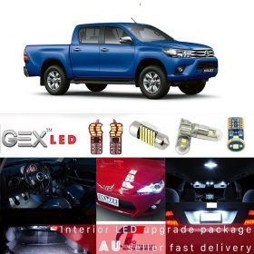 best price Toyota Hilux N80 15-18 Led White Conversion Kit Interior Exterior