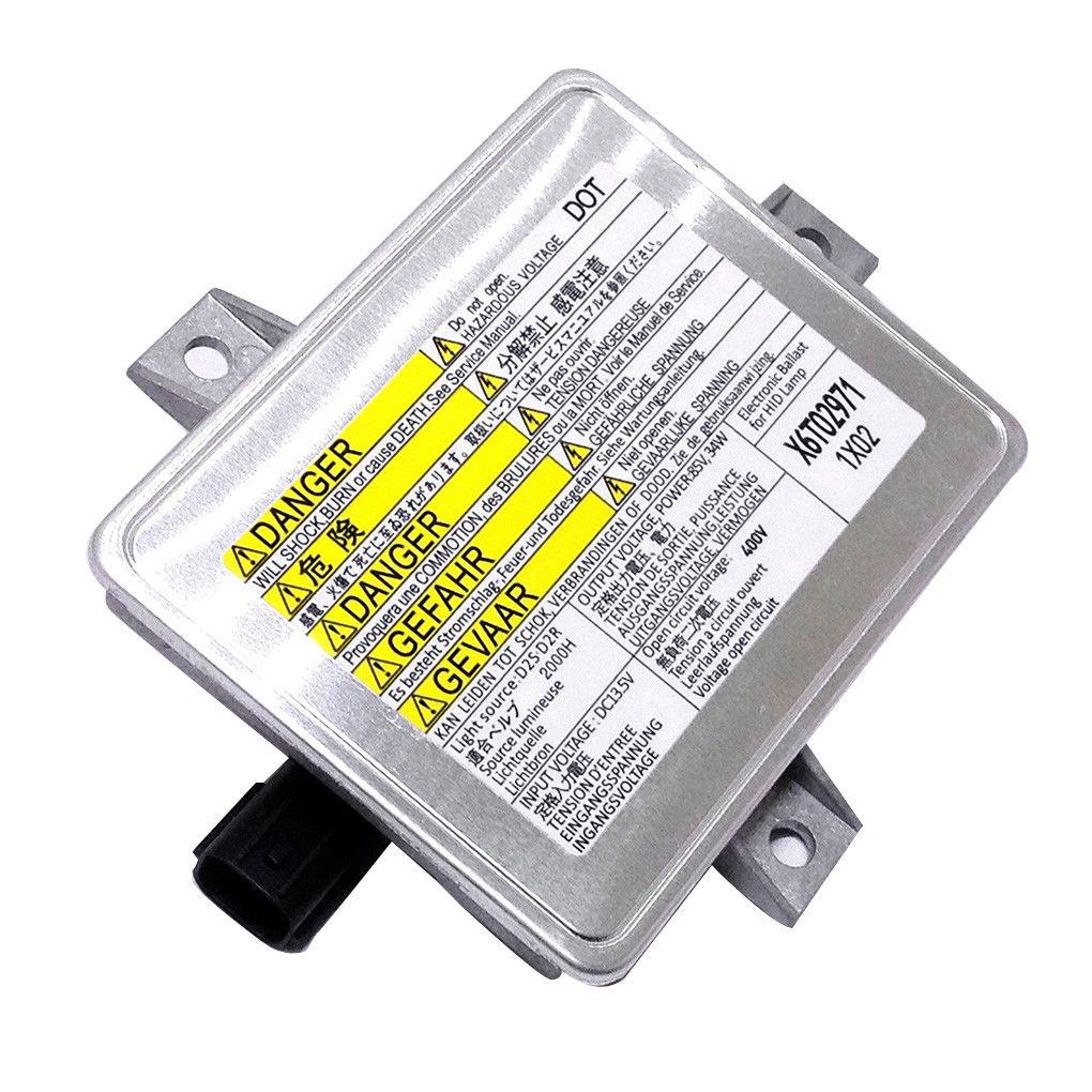 Honda Accord Euro X6T02971 HID Headlight Control Unit Ballast