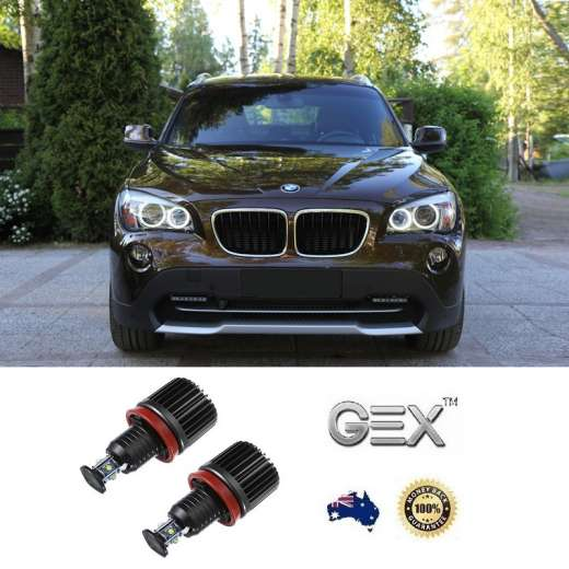 best price BMW X-series E84 X1 2010-2013 LED Angel Halo Ring Bulbs Lights