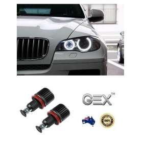 best price BMW X-series E71 E72 X6 2008-2013 LED Angel Halo Ring Bulbs Lights