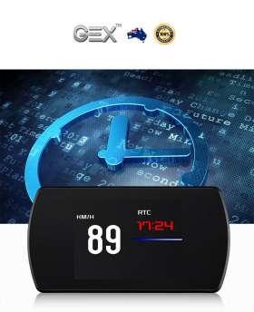 best Satellite Car HUD Head Up Display GPS KM Speed System
