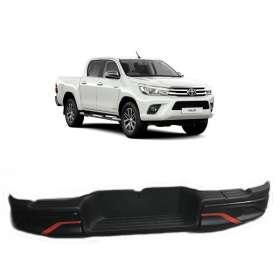 best price Toyota Hilux REVO 15-18 Rear Step Bumper Bar